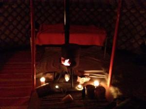cosy yurt 4